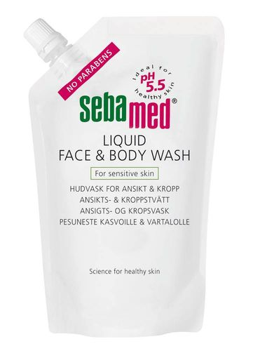 Sebamed Face & Body Wash Refill